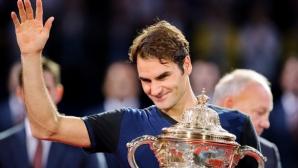 Още една титла от Шлема няма да е достатъчна за Федерер