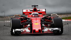 Ферари по-бързи от Мерцедес след втория ден от тестовете във Ф1
