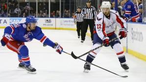 Бари Троц с победа номер 700 като треньор в НХЛ