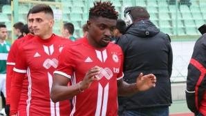"""""""Червените"""" стартираха подготовка за мача с Левски - Бумал е възстановен"""