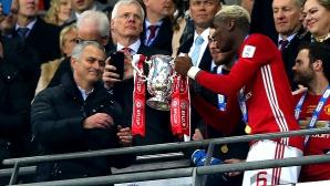 Ерера: Моуриньо върна победния манталитет в Манчестър Юнайтед