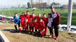 Отборът на Звездичка: Разгромихме с 8:0 ЦСКА