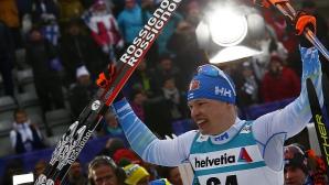 Нисканен спечели първи златен медал за Финландия