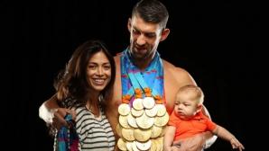 Фелпс не знае какво да каже на сина си за допинга