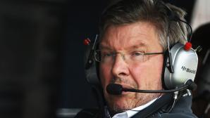 Рос Браун повдига въпроса за Ф1 състезания извън шампионата