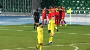 Исторически успех за Уфа (видео)