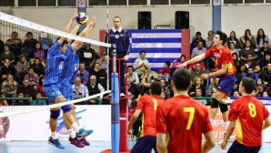 Млад български съдия с престижен наряд за полуфиналите за Купата на CEV