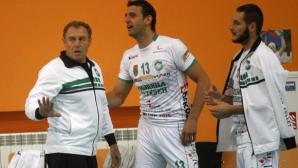 Петър Мечкаров: Доволен съм от момчетата