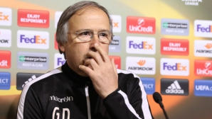 Дерменджиев обясни издънката с липсата на мачове в Европа