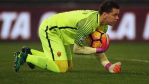 Шчесни за бъдещето си в Рома: Не знам, все пак съм фен на Арсенал