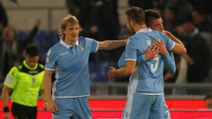 Лацио - Рома 1:0, гледайте тук!