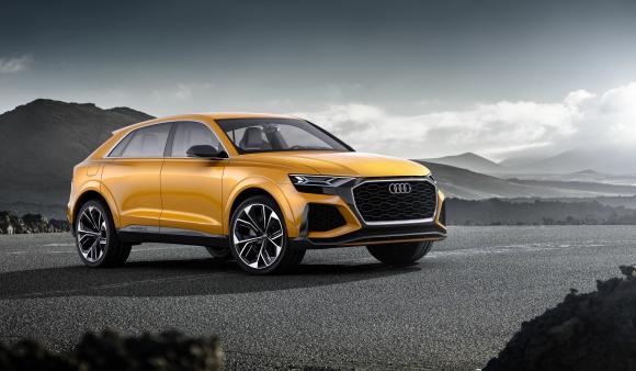 Какво ще видим от Audi на автомобилното изложение в Женева
