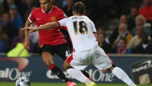 МК Донс - Манчестър Юнайтед 4:0