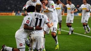 Борусия (Мьонхенгладбах) - ФК Сараево 7:0