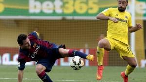 Виляреал - Барселона   0:1
