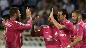 Реал Сосиедад - Реал (Мадрид)   4:2