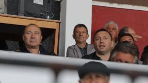 Кокала, Марков и Ради Здравков гледат Локо (Сф) - Локо (Пд)