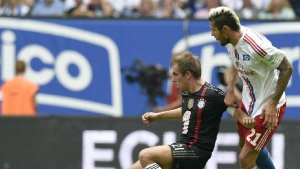 Хамбургер - Байерн (Мюнхен) 0:0