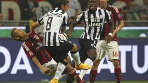 Милан - Ювентус 0:1