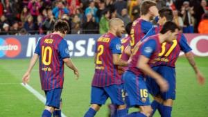 Леванте - Барселона   0:5