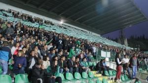 Хореографията на Заралии срещу ЦСКА