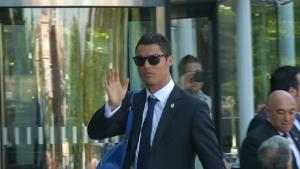 Реал Мадрид пристигна в хотела си