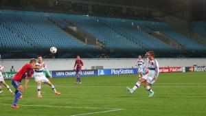 ЦСКА (Москва) - Байерн (Мюнхен) 0:1