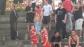 Невиждано: Деца псуват като хамали по трибуните в Хасково