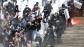 Напрежение между полицията и феновете на Локо Пд