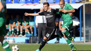 Лудогорец (U19) - Реал (Мадрид) - (U19) 0:3