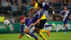 Андерлехт - Борусия (Дортмунд) 0:3