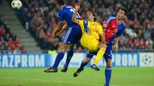 Базел - Ливърпул 1:0