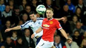 Уест Бромич - Манчестър Юнайтед 2:2