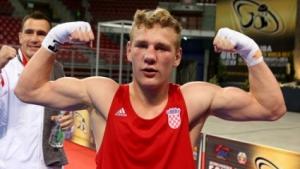 Млад хърватски боксьор преби съдия на европейското