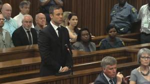Оскар Писториус бе осъден на 5 години затвор