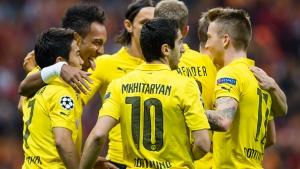 Галатасарай - Борусия (Дортмунд) 0:4