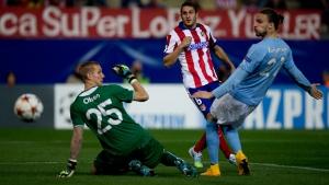Атлетико (Мадрид) - Малмьо ФФ 5:0