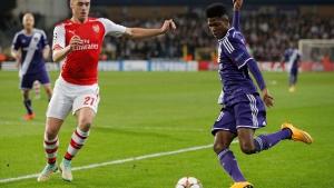 Андерлехт - Арсенал 1:2