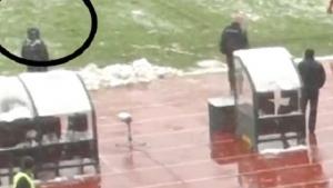 Ето я топката, която нокаутира Стойчо Младенов