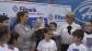 Пиронкова и Свитолина с открит урок за деца по инициатива на FiBank
