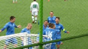 Левски (U17) - Лудогорец (U17) 7:0