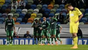 Спортинг (Лисабон) - Марибор 3:1