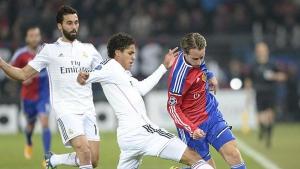 Базел - Реал (Мадрид) 0:1