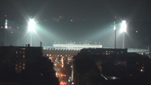 """Вижте как изглежда стадион """"Васил Левски"""" от птичи поглед преди мач от ШЛ"""