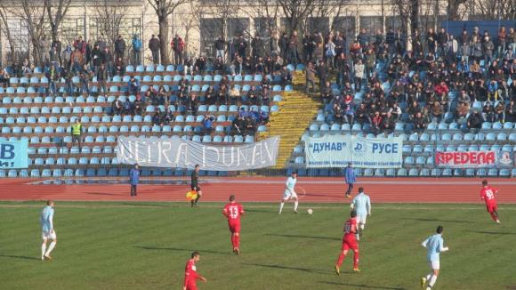 Дунав - ЦСКА 0:2
