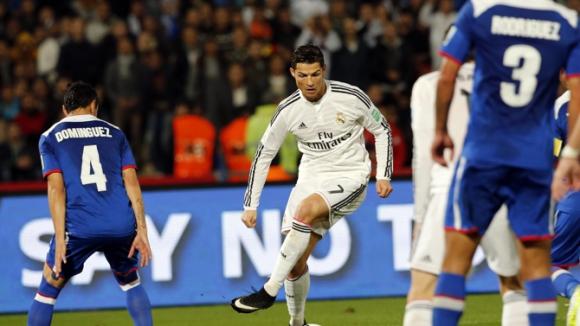 Крус Асул - Реал (Мадрид)   0:4
