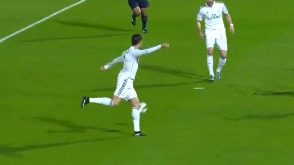 Уникално изпълнение на Роналдо срещу Крус Асул
