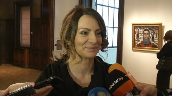 Сани Жекова: Тази награда е истинско признание за мен