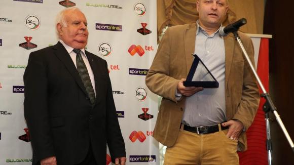 Ристосков: Винаги е имало натиск върху съдиите