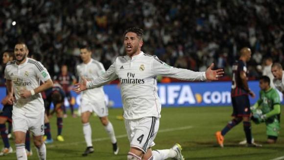 Реал (Мадрид) - КА Сан Лоренцо 2:0